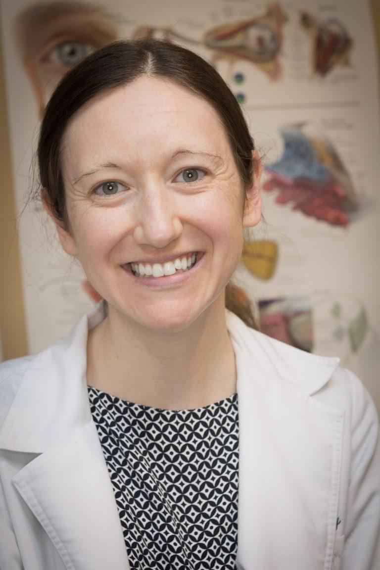 DR.Hanley's Portrait